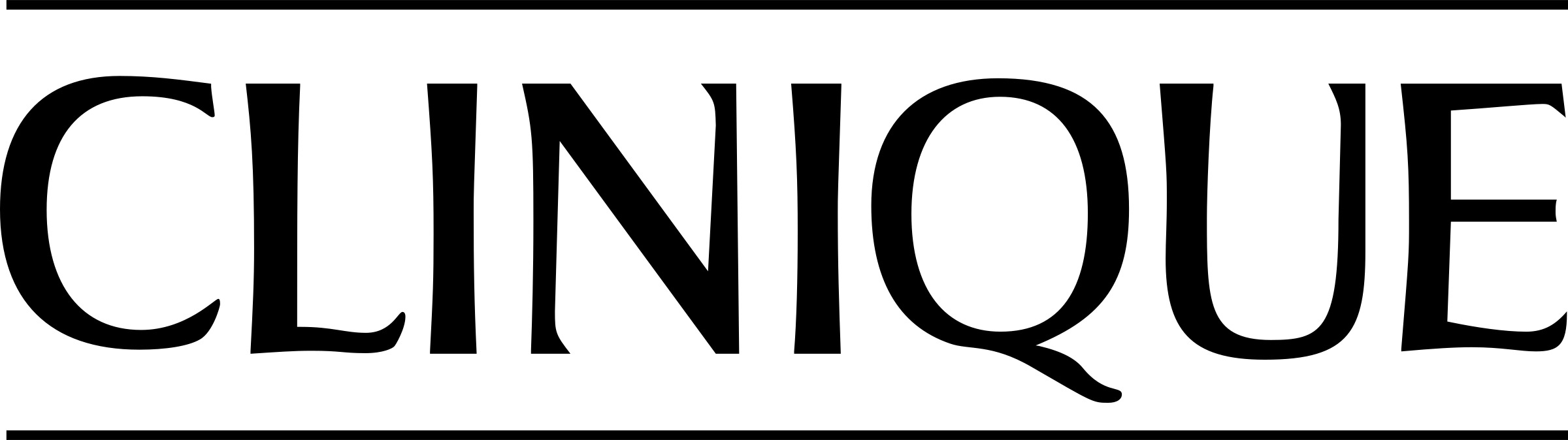 Clinique logo